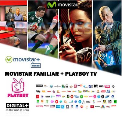 Movistar Add Playboy Tv